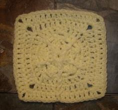Simple Wish Square | AllFreeCrochetAfghanPatterns.com