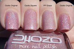 New Picture Polish Shades Bette, Eyre and Grace