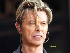 "David Bowie ""My way"""