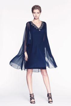 Reem Acra Pre-Fall 2013 Fashion Show