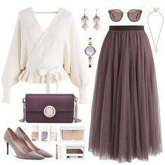 Brown chic