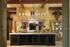 A French Country Kitchen