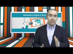 2ª Ed. Marketing Digital 2 Business TecMinho - Vasco Marques Digital Marketing, Business, Social Networks, Colleges, Events, Store, Business Illustration
