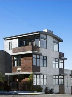 Carolina St - modern - exterior - san francisco - John Lum Architecture, Inc. AIA