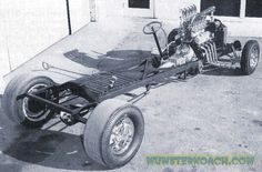 Building the Munsters  coach