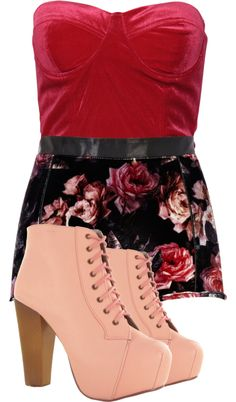 """""""Untitled #97"""" by whatsmynamerihanna ❤ liked on Polyvore"""