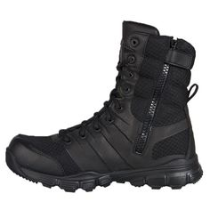 Reebok Duty Men's Dauntless Ultralight Military Boots (Black) - W Tactical Wear, Tactical Clothing, Big Men Fashion, Mens Boots Fashion, Nike Acg Boots, Mens Work Shoes, Sneaker Boots, Black Boots, Shoe Boots