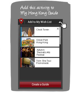 Discover Hong Kong - Official Travel Guide from the Hong Kong Tourism Board-  A great site for first-time visitors