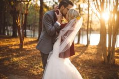 Rustic Picnic Wedding in Pensacola, Florida | Image by Jessi Field