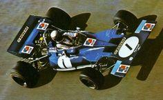 1970 Jackie Stewart - Tyrrell 001