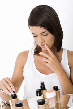 Las siete claves para sacar partido a tu base de maquillaje