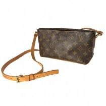Louis Vuitton Trotteur i Monogram Canvas