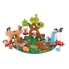 Little People® A to Z Learning Zoo™ | BrandsLittlePeople | Fisher Price