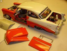 Custom Hot Wheels, Custom Cars, Rc Dragster, Chevy Models, Model Cars Building, Hobby Cars, Plastic Model Cars, Model Cars Kits, Model Train Layouts