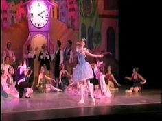 Bellissimo! (5 of 5) is a timeless fairy tale ballet about a town without a town clock and its mayor who is determined to have one. But the local clockmaker and his lovestruck son are too distracted and his devoted daughter has even greater challenges. She dreams to dance and - who knows... Life can be MAGICAL This is the original production (April 25, 2013) at the Grand Opera House in Dubuque, Iowa with dancers of the Heartland Ballet and Dubuque City Youth Ballet…