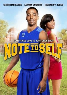 Note To Self (2012) Christian Keyes played the role of Curtis King. 100 mins