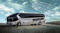 Neoplan Bus by Kenan Haliloglu at Coroflot.com