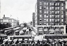 When I was a kid, and wanted to go somewhere, I rode the trolley from our house to the fairgrounds. We boarded the trolley on Colonial, transferred at Forest Avenue, (Martin Luther King) to a car going towards the Fairgrounds, the Myrtle car. We would take the Interurban electric streetcar for out of town trips.
