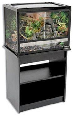 Bella's Pet Spot  - Reptology Glass Reptile Terrarium With Stand, $399.95 (http://www.bellaspetspot.com/reptology-glass-reptile-terrarium-with-stand/)