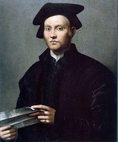 Portrait of Piero di Domenico Pagni