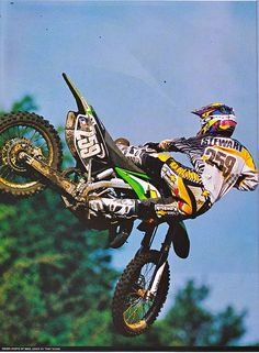 James Stewart 2003 by Tony Blazier, via Flickr Mx Racing, Dirt Bike Racing, Dirt Bike Girl, Dirt Biking, Girl Motorcycle, Motorcycle Quotes, Auto Racing, Speedway Motorcycles, Triumph Motorcycles
