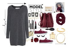 """Untitled #229"" by amal123456871 ❤ liked on Polyvore featuring Fine Collection, Vans, Sophie Hulme, Athleta, Gorjana, White House Black Market, Hermès, Bobbi Brown Cosmetics, NARS Cosmetics and tarte"