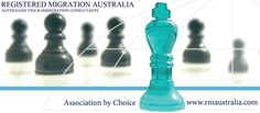 Registered Migration Australia provides professional help with your visa and migration process.   Why leave important decisions to chance?