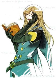 tales of the abyss jade | am the misanthrope Necromancer