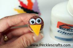 Kid cork craft