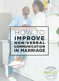 Do you want better communication in marriage? Discover these powerful non-verbal communication tips that can strengthen your marriage and help you connect with your spouse. Verbal Communication Skills, Communication In Marriage, Intimacy In Marriage, Improve Communication, Marriage Relationship, Advice For Newlyweds, Best Marriage Advice, Healthy Marriage, Christ Centered Marriage