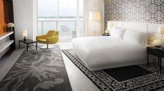 Antique Elegance Meets Modern Glam: Mondrian Hotel by Marcel Wanders, Miami, USA DesignRulz.com