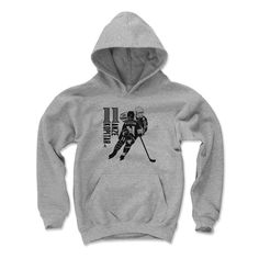 Anze Kopitar NHLPA Officially Licensed Los Angeles Unisex Youth Hoodie S-XL Anze Kopitar Mix K