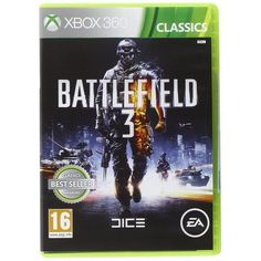 Battlefield 3 Xbox 360 Game (Classics)   http://gamesactions.com shares #new #latest #videogames #games for #pc #psp #ps3 #wii #xbox #nintendo #3ds