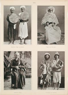 BLACKS IN ARABIAN PENINSULA (AFRO-ARABIANS) - Pilgrims from Yemen in Mecca (Asian and Middle Eastern Division, Stephen A. Schwarzman Building, The New York Public Librar.y