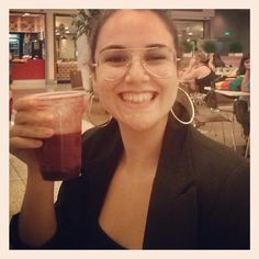 A alegria da pessoa tomando suco de açaí! Diliça! #delicias #dnanatural