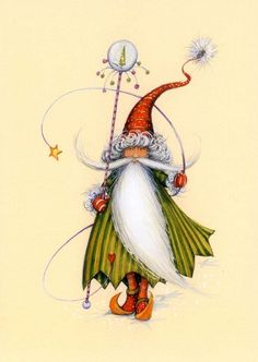 Patience Brewster - Holidays and Memories - Fulfilling Family Memories Whimsical Christmas, Noel Christmas, Christmas Pictures, Vintage Christmas, Christmas Ornaments, Illustration Noel, Christmas Illustration, Decoupage, Christmas Paintings