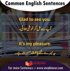 Basic English Sentences, English Vocabulary Words, English Phrases, English Grammar, English Learning Books, English Conversation Learning, Teaching English, Education English, English Speaking Practice