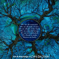 Tree of Life Quote by Cherie Roe Dirksen #quote