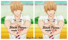 black prince : mode ON :D♥♥♥♥