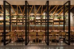 721 Tonkatsu Restaurant 2 by Golucci International Design, Shanghai – China » Retail Design Blog