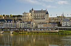 Amboise-Val de Loire Toamna la Amboise și un restaurant excelent