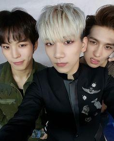 Hongbin, Hyuk, Ken | VIXX