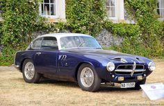 1955 Pegaso Z-102B Gran Turismo Coupe
