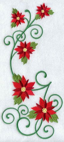 Christmas designs on sale till 9-26-13 at Embroidery Library
