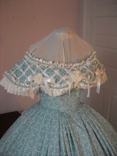 custom authentic Civil War era, Victorian, century day dress and ball gown. Civil War Fashion, 1800s Fashion, Victorian Fashion, Vintage Fashion, Steampunk Fashion, Prom Dress Shopping, Online Dress Shopping, Vintage Gowns, Vintage Outfits