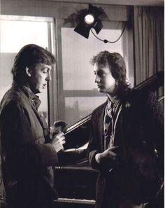 Paul & Julian Lennon