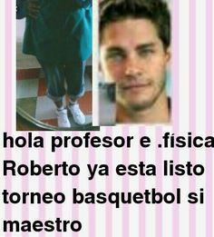 El  profesor educacion fisica