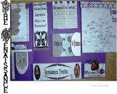 Renaissance free lapbook. The Renaissance overlaps with the middle ages and historians are not all together in agreement on the exact time period.One thing they seem to all be in agreement on though is that it was a time in history of significant changes in art, science, history, literature and music.Grab the free HUGE unit study and lapbook @ Tina's Dynamic Homeschool Plus  #renaissancelapbook