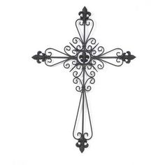 This is very pretty and the fleur-de-lis will match other decor in my home.