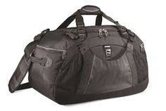 "Vertex Rugged, Durable 22"" Sports Black Duffel Bag For Travel Or The Gym - New #Vertex"